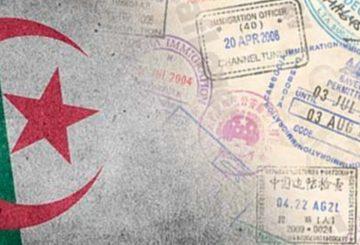 visado para argelia